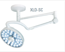 Bovie XLD-SC Single Ceiling MI 1000 Minor Surgery LED Light