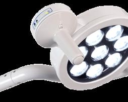 Bovie XLDE-DC MI 550 Double Ceiling Exam LED Light