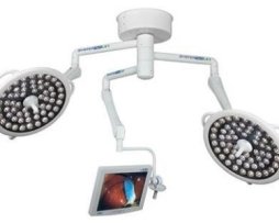 Bovie XLDS-S23MA System Two LED Surgical Lights