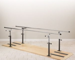 Clinton 3-2007 Platform Mounted Parallel Bars