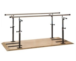 Clinton 3-2010 Platform Mounted Parallel Bars