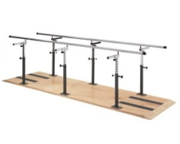 Clinton 3-2106 Bariatric Parallel Bars