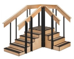 Clinton 4-5080-36 Convertible Staircase