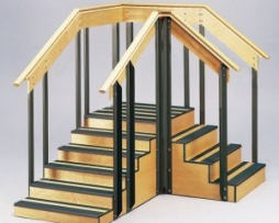 Clinton 4-5080-30 Convertible Staircase