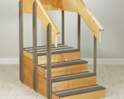 Clinton 4-5501-30 One Sided Staircase