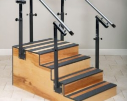 Clinton 4-6501-30 Adjustable One Sided Staircase