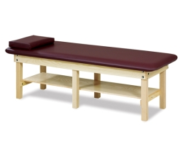 Clinton 6196 Low Height Bariatric Treatment Table at SummitSurgicalTech.com, Shop and save on Clinton 6196 Low Height Bariatric Treatment Table