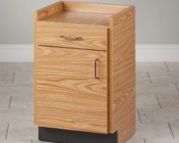 Clinton 8711 Treatment Bedside Cabinet