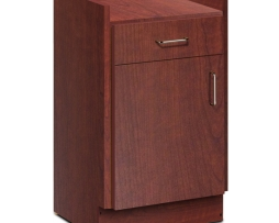 Clinton 8711 Treatment Bedside Cabinet