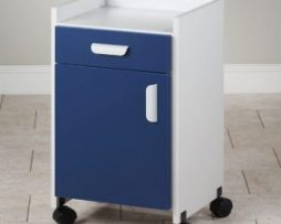 Clinton 8720 Mobile Treatment Bedside Cabinet