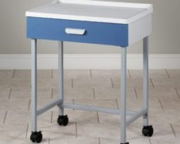 Clinton 8900-A Mobile Treatment Cart Molded Top