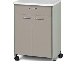 Clinton 8921-A Mobile Treatment Cabinet