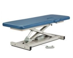 Clinton 85100 Open Base Power Imaging Table