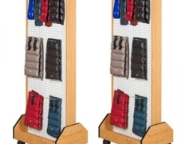 Clinton 5125 Physical Therapy Koala Peg Rack