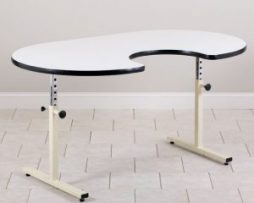 Clinton 75-23K Physical Therapy Powder Board Table