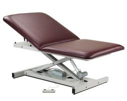 Clinton 84200-40 Open Base Bariatric Power Table