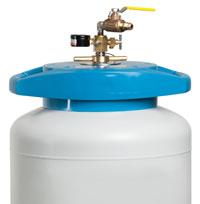 Wallach Surgical 900109-3 20 Liter Dewar