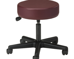 Clinton 2135 Medical 5-Leg Pneumatic Stool