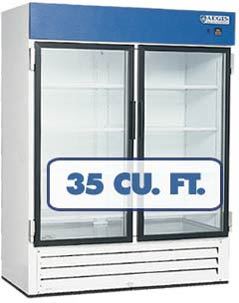 Aegis 3-CSR-35 Medical Laboratory 35 cf Refrigerator