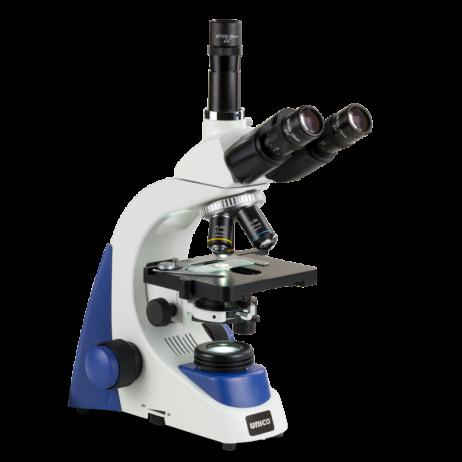 Unico G383PL-LED Trinocular Medical Practice Microscope