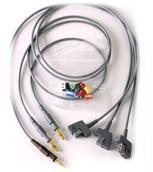 Mortara 007710 Burdick Patient Cable