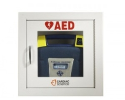 Cardiac Science 50-00392-10 AED Wall Cabinet