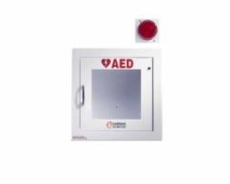 Cardiac Science 50-00395-30 AED Semi Recessed Cabinet