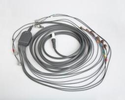 Mortara 60-00185-01 10 Lead Patient Cable