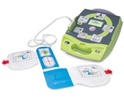 Zoll 8000-004007-01 Fully-Automatic AED Plus
