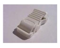 Mortara 9325-001-50 ECG Clip Adaptor