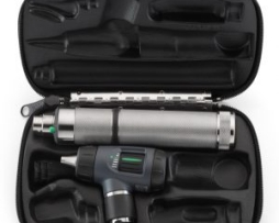 Welch Allyn 25270-M 3.5 V Halogen HPX Otoscope Set