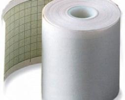 Covidien 30725389 Recording Chart Paper