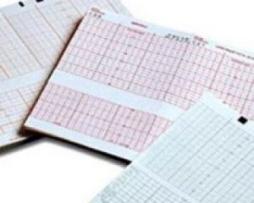 Covidien 30748696 Recording Chart Paper
