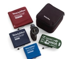 Welch Allyn 5098-23 Classic Hand Aneroid Family Practice Kit