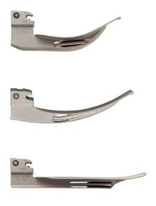Welch Allyn 69041 MacIntosh Laryngoscope Blades