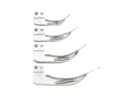 Welch Allyn 69061 Fiber Optic MacIntosh Size 1 Laryngoscope Blade