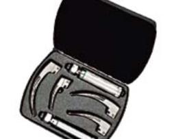 Welch Allyn 69697 English MacIntosh Fiber-Optic Laryngoscope Set