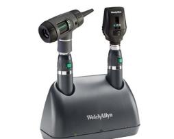 Welch Allyn 71641-MS 3.5 V Halogen HPX Diagnostic Desk Set