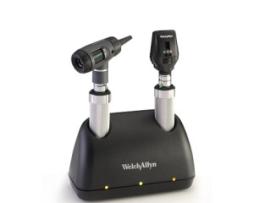Welch Allyn 71641-M 3.5 V Halogen HPX Diagnostic Set