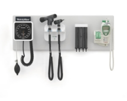 Welch Allyn 77791-2MPXL 777 Integrated Wall Diagnostic System