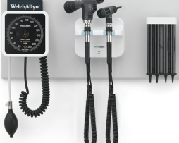 Welch Allyn 77792-1MP 777 Integrated Wall Diagnostic System