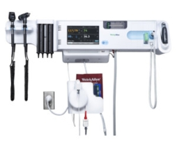 Welch Allyn 84MTVXP-B Connex Integrated Wall System