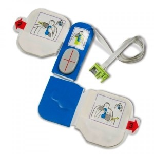 Zoll 8900-0800-01 CPR-D-padz One-Piece Adult Electrode Pad