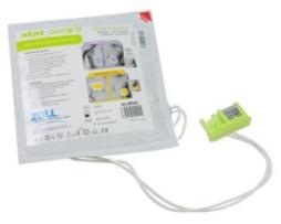 Zoll 8900-0802-01 Stat-padz II HVP Adult Electrode