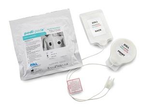 Zoll 8900-3000-01 Pedi Padz Solid Gel Electrodes