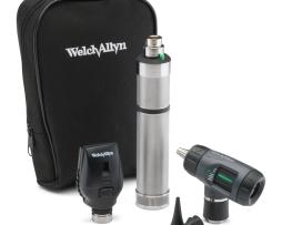 Welch Allyn 97101-M 3.5 V Halogen HPX Diagnostic Set