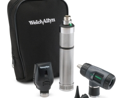 Welch Allyn 97151-M 3.5 V Halogen HPX Diagnostic Set