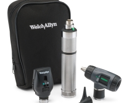 Welch Allyn 97201-M 3.5 V Halogen HPX Diagnostic Set