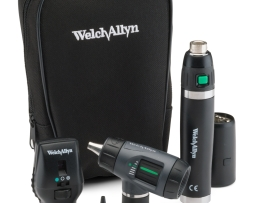 Welch Allyn 97201-MS 3.5 V Halogen HPX Diagnostic Set