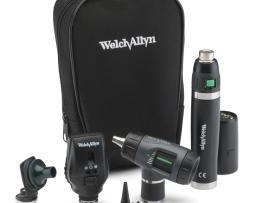 Welch Allyn 97211-MS 3.5 V Halogen HPX Diagnostic Set